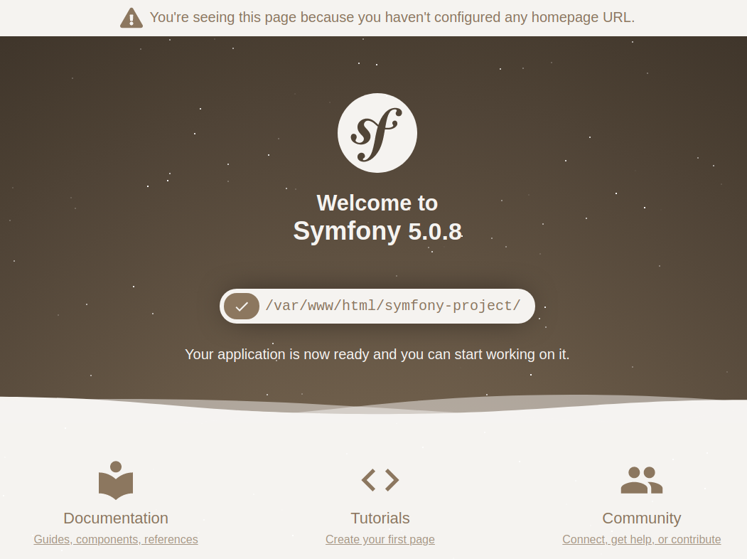How to fix the Symfony web profiler in Apache
